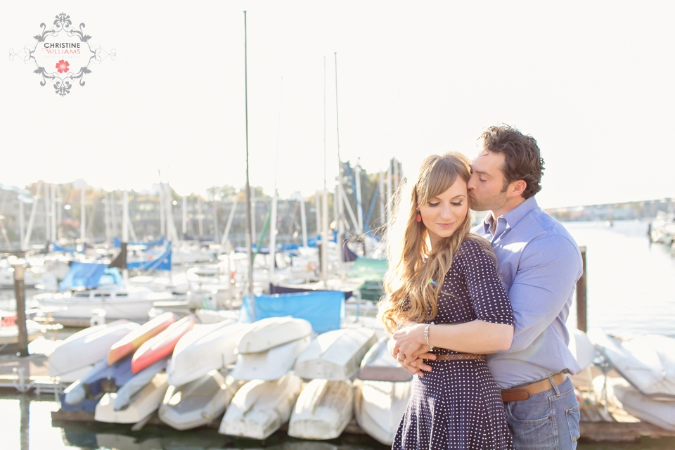 vancouver wedding photographer coal harbour engagement session